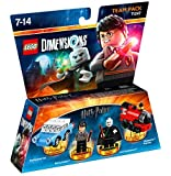 Figurine 'Lego Dimensions' - Harry Potter - Pack Equipe