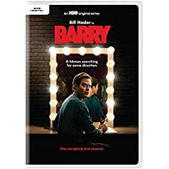 Nominated for 13 Emmy Awards Including Outstanding Comedy Series, BARRY arrives on DVD Oct. 2 from HBO