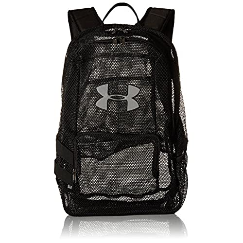 Under Armour Worldwide Mesh Backpack Black One Size