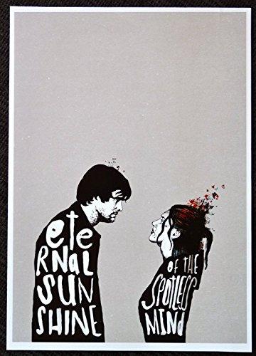 Eternal Sunshine of the Spotless Mind - Re-imagined Movie Art Mini Poster