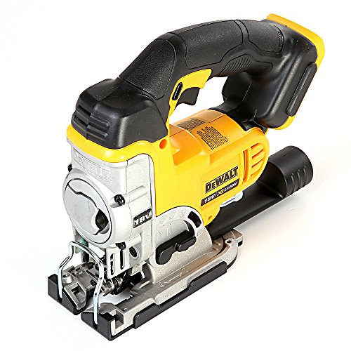 Dewalt DCS331N Cordless 18V XR Li-Ion Jigsaw with 1 x 5.0Ah Battery