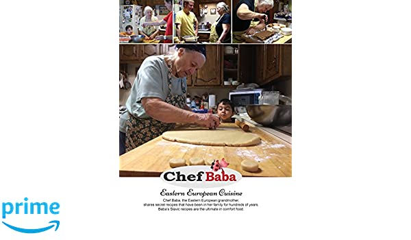 Chef Baba Cookbook: Eastern European Cuisine: Miroslava Perge, Damir
