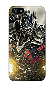 New Arrival Cover Case With Nice Design For Iphone 5/5s- Transformers 4 Age Of Extinction