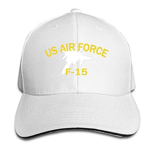 Blanco US nbsp;Eagle Air béisbol Gorra 15 Force F de WBSHABw7qx