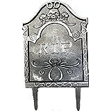 Plastic Halloween Tombstones, Props, Decorations and Accessories