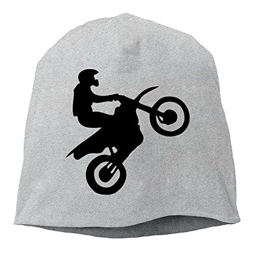 Skull Beanie Hats Motorcycle Ride Male Warm Winter Cuff Watch Cap ()