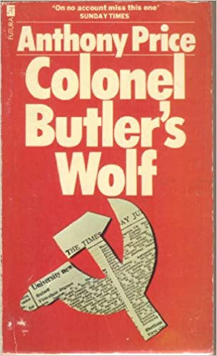 Book Colonel Butler's Wolf