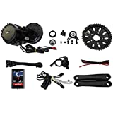 Latest BBSHD BBS03 48V 1000W 8fun Bafang Mid Drive Motor Ebike bicycle Kit BB:68mm with Colour Display