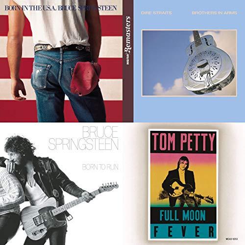 Bruce Springsteen More By Peter Gabriel Warren Zevon Rem