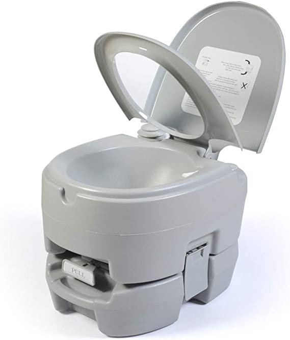 YOGANHJAT Inodoro Portátil Químico Baño WC 12L Travel WC ...