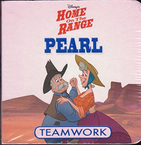 Disney Home On The Range Set Of 6 Pearl Mrs Caloway Maggie Grace Lucky Jack Buck Studio Mouse Amazon Com Books