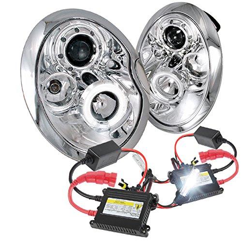04 Mini Cooper Headlight - 8