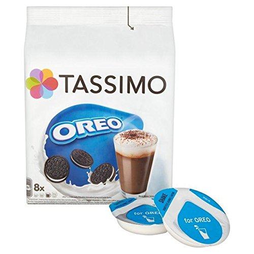 Tassimo Oreo - 8 Capsules Per Pack (0.73lbs) (Hot Drinks Tassimo)