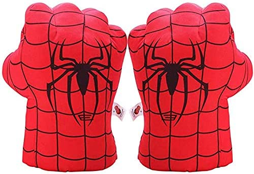Kinder Boxhandschuhe Avengers Spiderman Hulk Handschuhe Cosplay Boxing Set