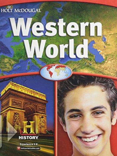 World Geography: Student Edition Western World 2012