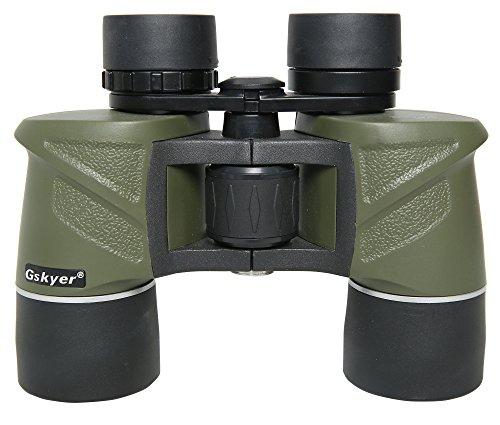 Gskyer 8x40 Binoculars FMC Bak4 Prism Porro System Scope
