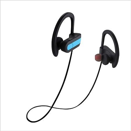 Lecc Auriculares inalámbricos Bluetooth, Auriculares Deportivos ...