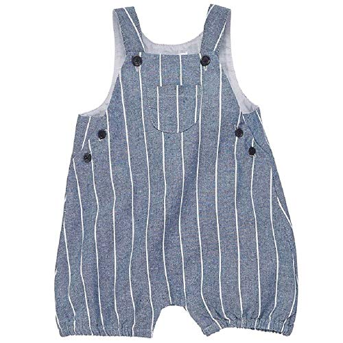 - Mud Pie Baby Boy's Ticking Bubble (Infant) Blue 3-6 Months