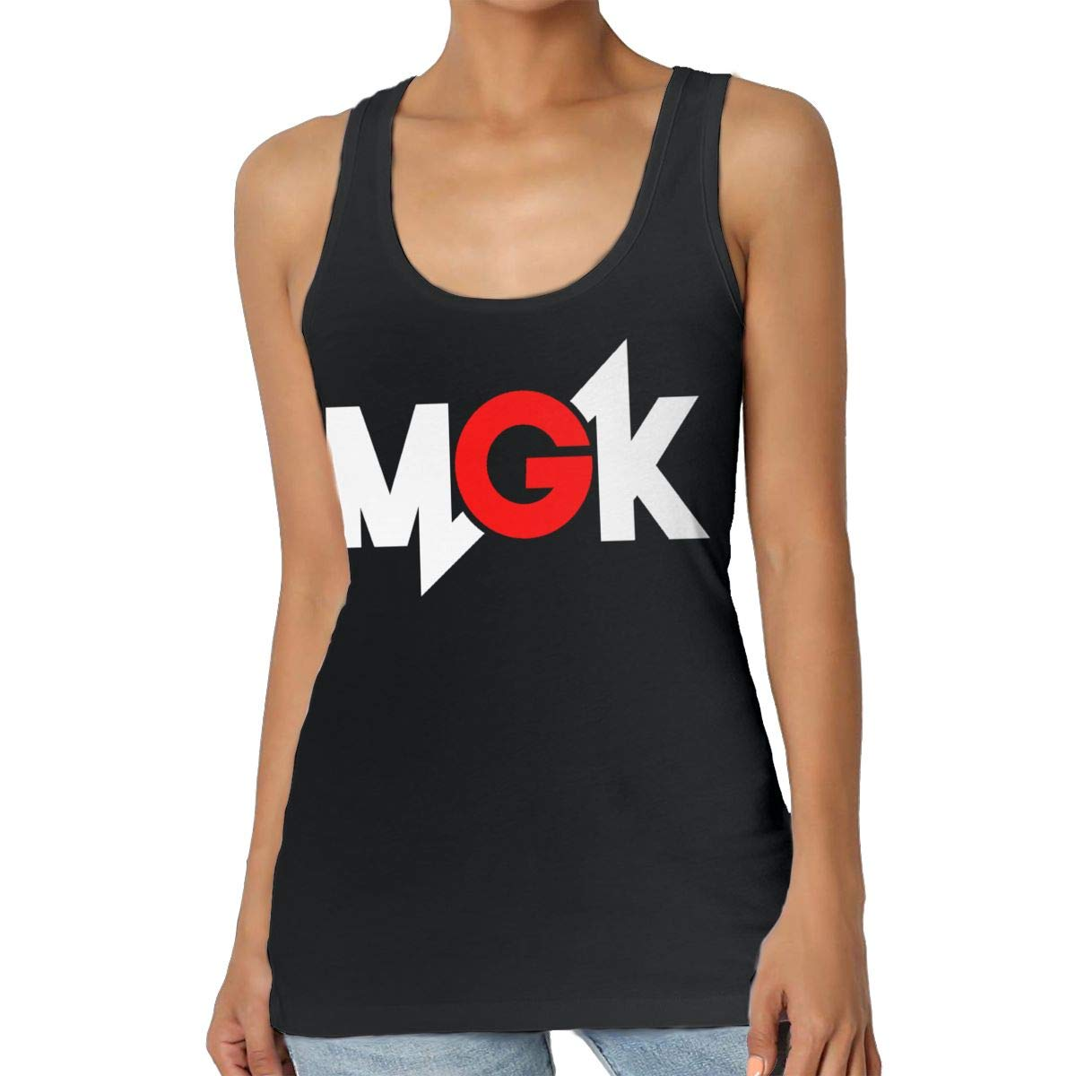 Machine Gun Kelly Mgk Workout Tank Shirts For Athletic Exercise Yoga Gym Tops