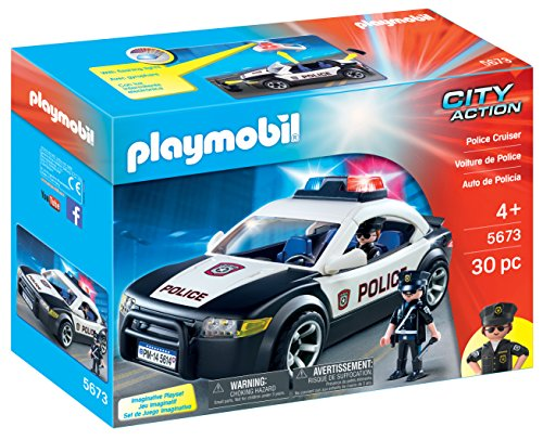 PLAYMOBIL Police Cruiser Playset