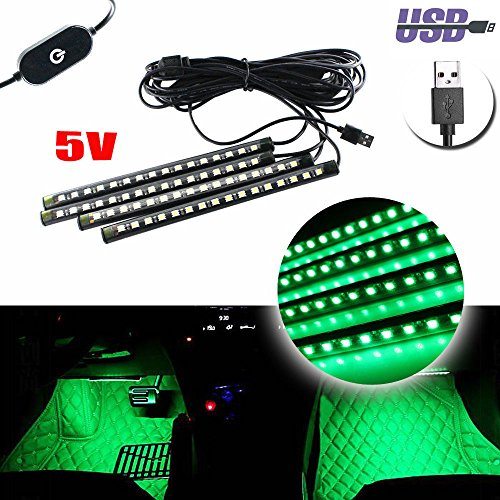 Led Light Under Dashboard in US - 6