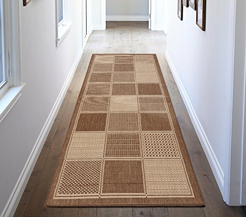Ottomanson Jardin Collection sisal Rug, 2'7