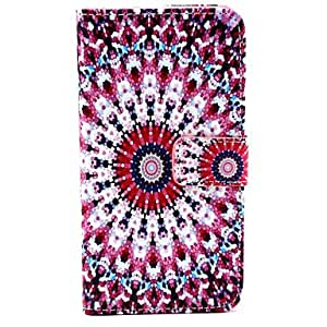 QYF Mantora PU Leather Case with Card Slot for Samsung Galaxy S5 I9600