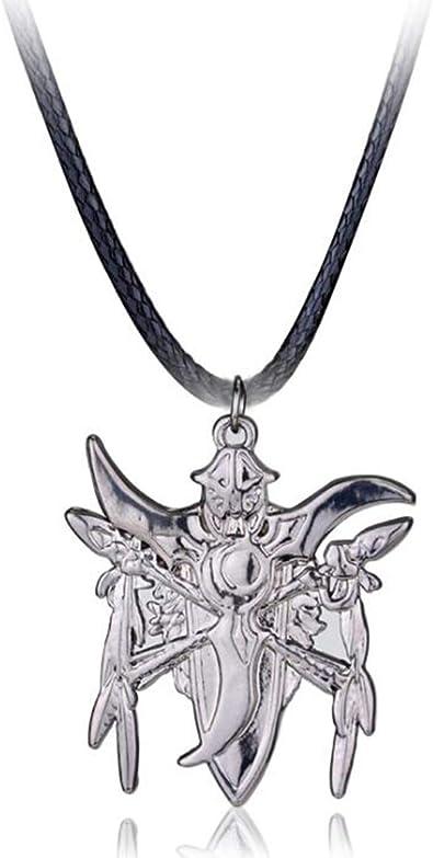 Onlyfo World of Warcraft - Collar con Colgante de Elfo Nocturno ...