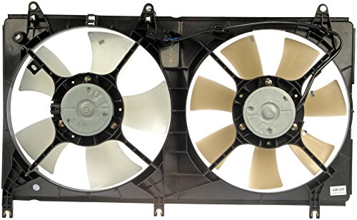 Dorman 620-332 Radiator Dual Fan (Mitsubishi Galant Radiator Cooling Fan)