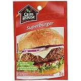 Club House, Dry Sauce/Seasoning/Marinade Mix, Superburger, 25g