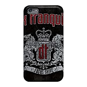 Durable Hard Cell-phone Cases For Apple Iphone 6 With Unique Design High-definition Morbid Angel Band Pictures WayneSnook