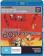 INVASION OF THE BODY SNATCHERS (BLU)