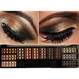 Eye Shadow Makeup Cosmetic 12 Color Shimmer Matte Eyeshadow Palette & brush...