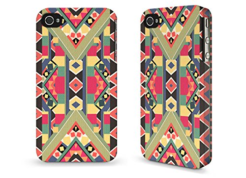 "Hülle / Case / Cover für iPhone 4 und 4s - ""Bold"" by Bianca Green"