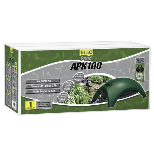 TetraPond APK100 Air Pump Kit, For Ponds Up To 5000 Gallons