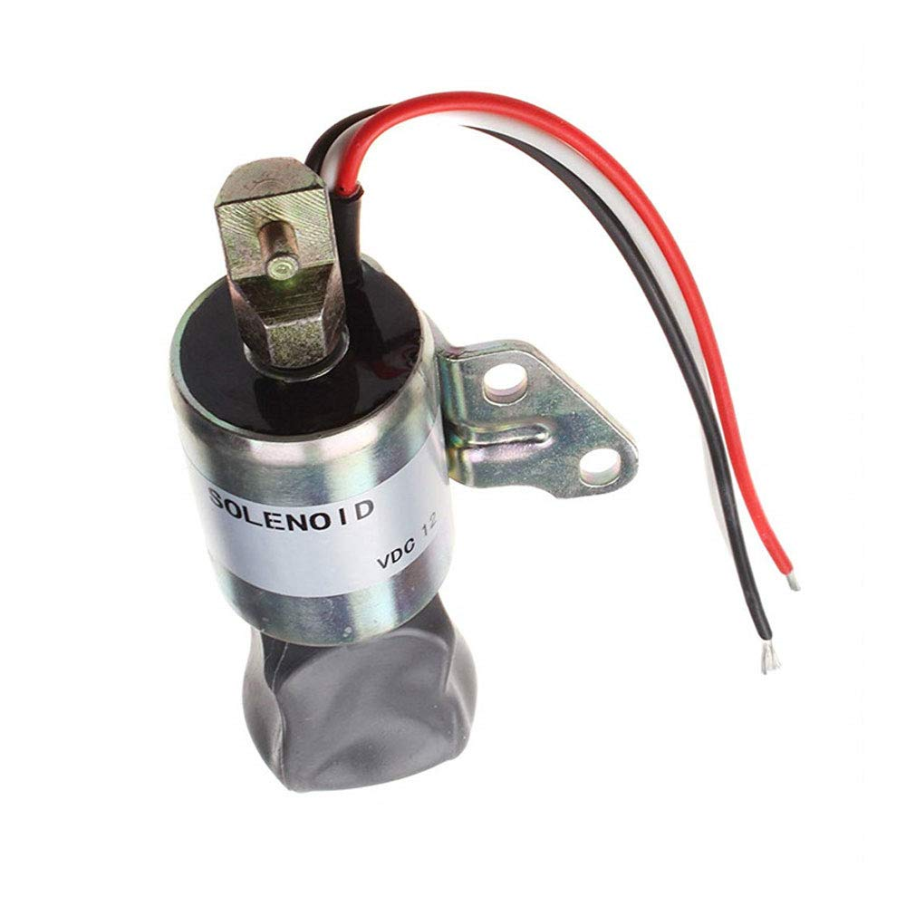 Solenoid Valve 1756ES-12SUC17B2S2 12V fit for Woodward by HIERTURB