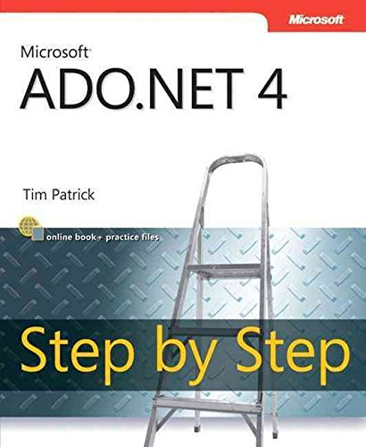[(Microsoft ADO.NET 4 Step by Step)] [By (author) Tim Patrick] published on (October, 2010)