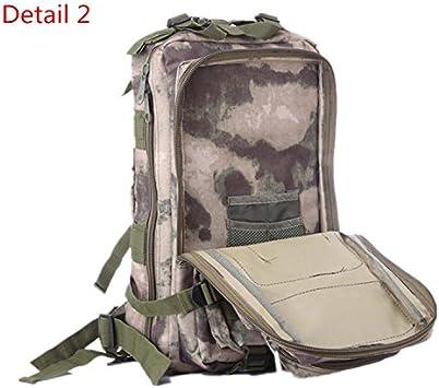 Haoyk Lot tactique militaire Sac /à dos Sport en ext/érieur randonn/ée Trekking Camping Sac /à dos de voyage Lot alpinisme escalade /à dos Camouflage Camo Sac /à dos 25L