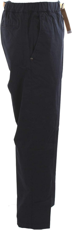 WHITE SAND Pantalone Uomo 52 Blu 20su66 83 1//20 Primavera Estate 2020