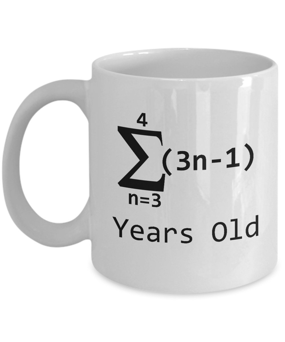 Amazon Math Coffee Mug 11 OZ