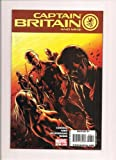 Captain Britain and MI13 #6 (MARVEL Comics)