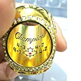 EFANBABY Basketball Raptors Championship Ring