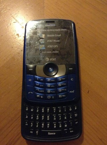Pantech C790 Unlocked QWERTY Slider product image
