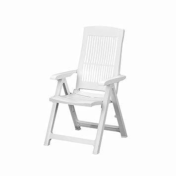 Amazonde Progarden Stuhl Tampa Klappsessel Weiß
