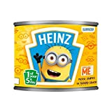 Heinz Minions Pasta Shapes 205g - Pack of 4