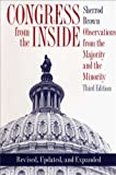 Congress from the Inside : Observations from the Majority and the Minority, Brown, Sherrod, 0873386760