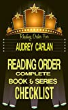 audrey carlan series reading order book checklist series list includes calendar girl the trinity trilogy falling series more top romance authors reading order checklists 1 33
