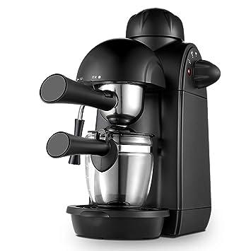 LYXLQ Cafetera Inteligente, Semi-automático de Vapor Máquina de ...