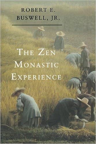 Buswell Zen Monastic cover art
