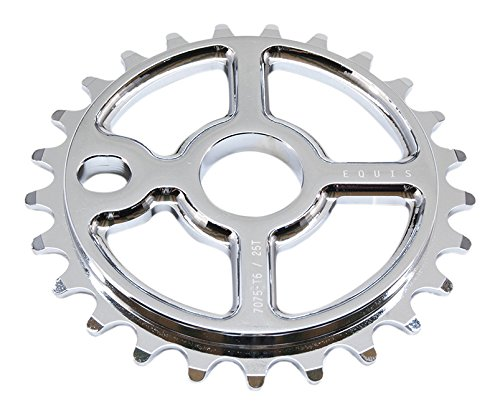 Used, Eastern Bikes BMX EquisXX CNC 25T Sprocket, Chrome for sale  Delivered anywhere in Canada